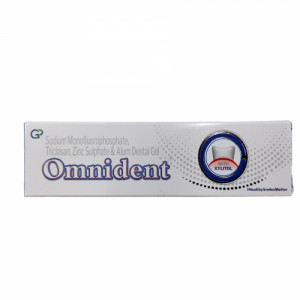 Omnident, 70gm