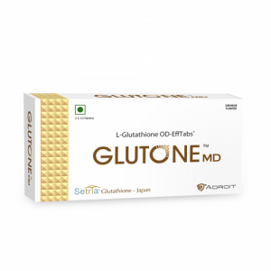 Skin Glow and Immunity Glutone MD - Mouth Dissolving Tablets, 30