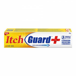 Itch Guard Cream, 12gm