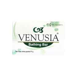 Venusia Cleansing and Moisturizing Syndet Bar, 75gm