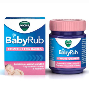 Vicks BabyRub, 25ml