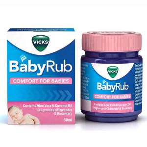 Vicks BabyRub, 50ml