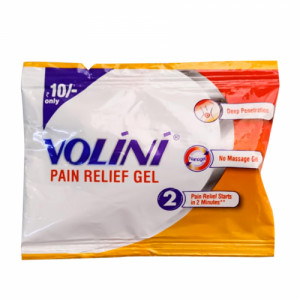 Volini Pain Relief Gel, 4gm