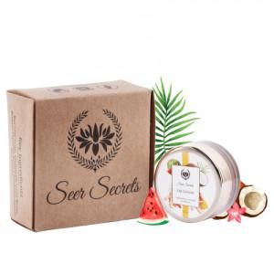 Seer Secrets Watermelon Turmeric & Coconut Lip Saviour, 8gm