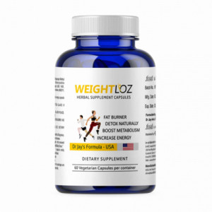 Weightloz - Herbal Supplement, 60 Capsules