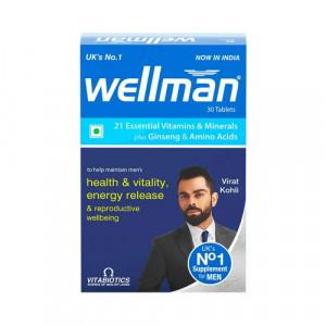 Wellman, 30 Tablets