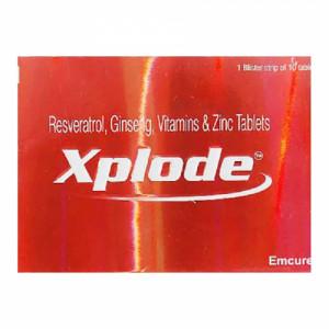 Xplode, 10 Tablets