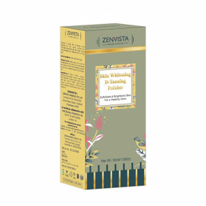 Zenvista Skin D-Tanning Polisher, 50ml