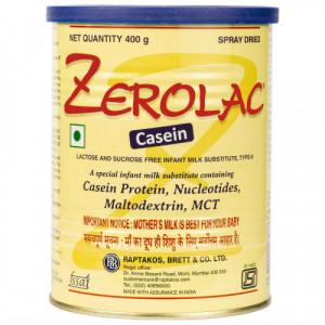 Zerolac Casein Powder, 400g