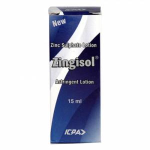 Zingisol Lotion, 15ml