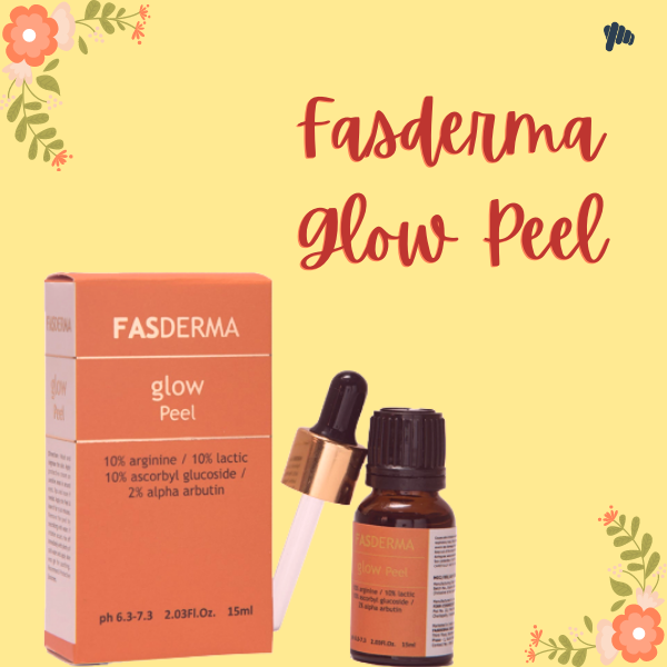 Get Party Like Facial Glow Now At Home With Fasderma Glow Peel | Instant Results | Glowing Skin Peel