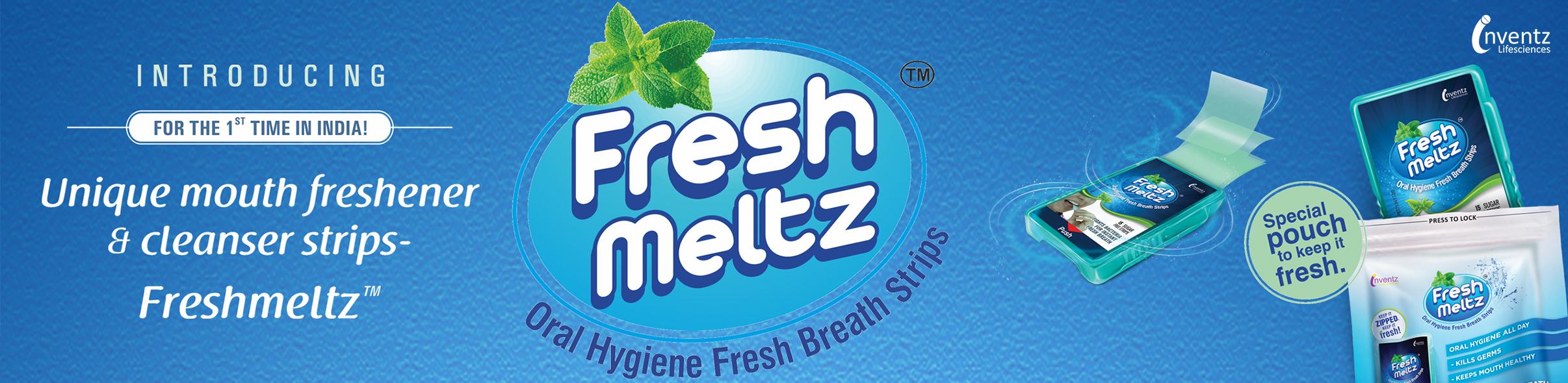 Freshmeltz - Mouth Freshener