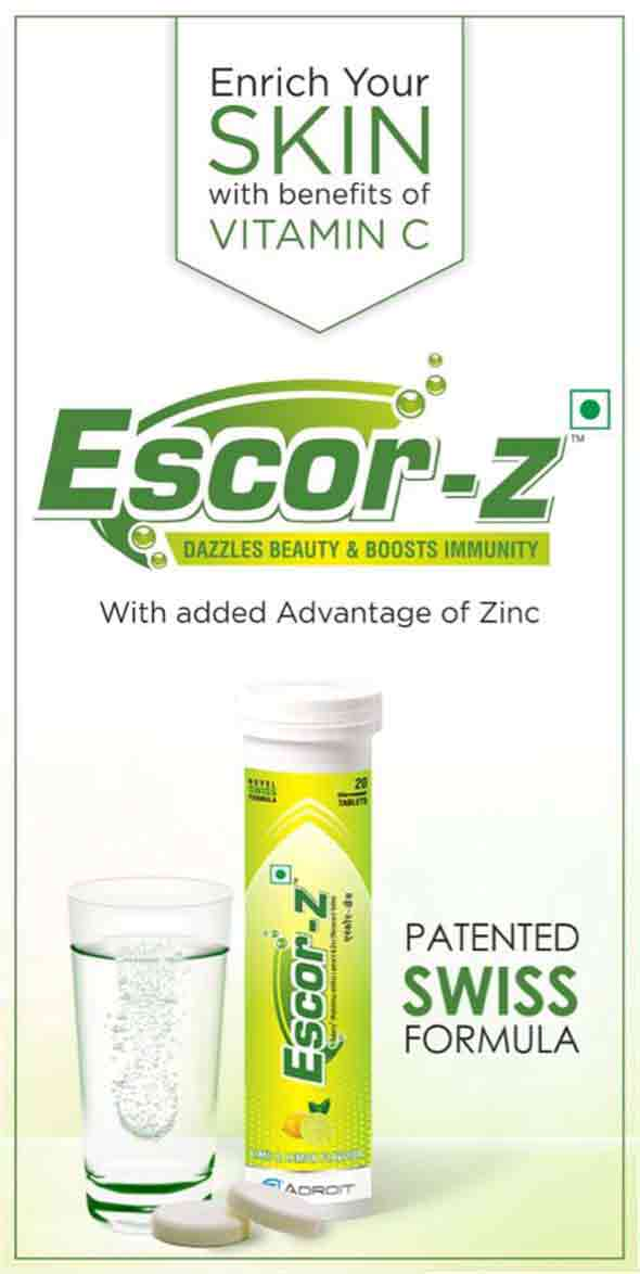ESCOR-Z, 20 TABLETS