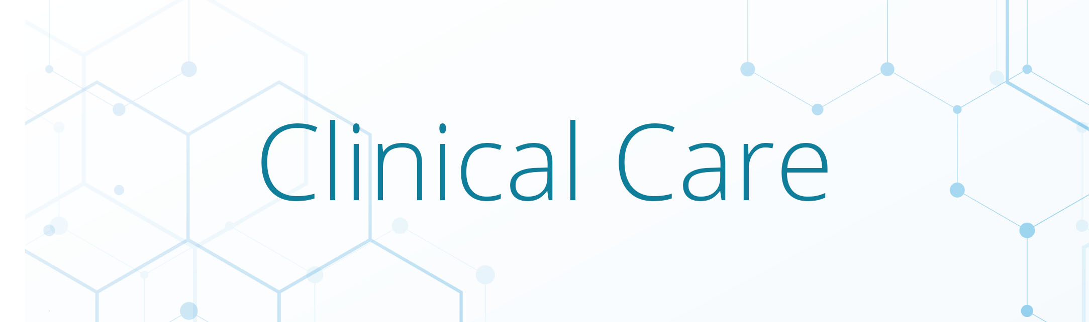 Clinical Care