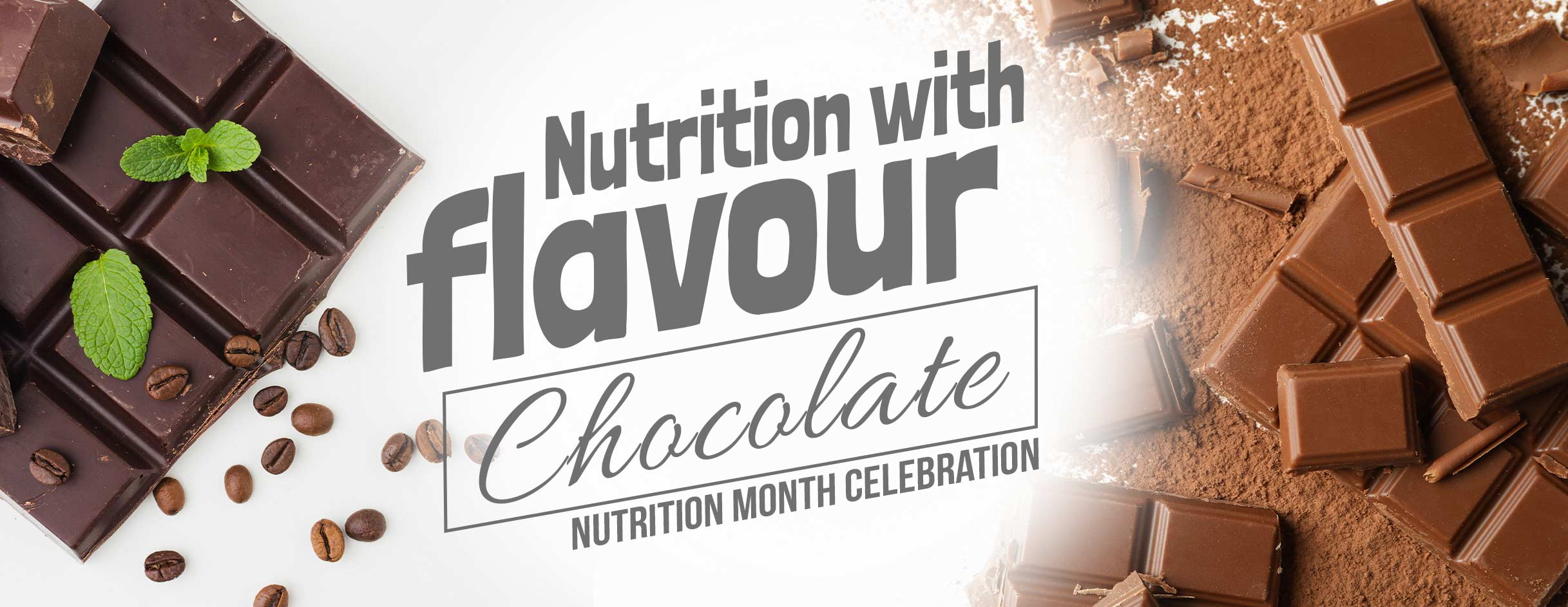 Nutrition With Chocolate Flavour