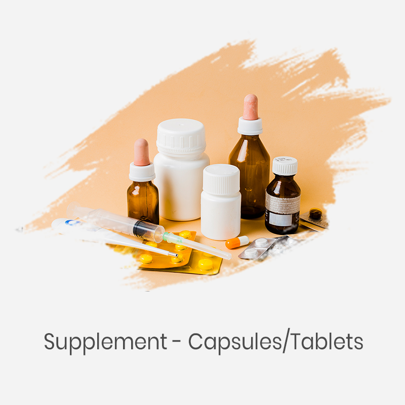 Capsule & Tablet Supplements