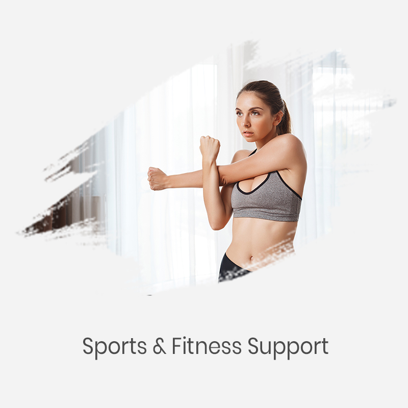 Sports & Fitness Support