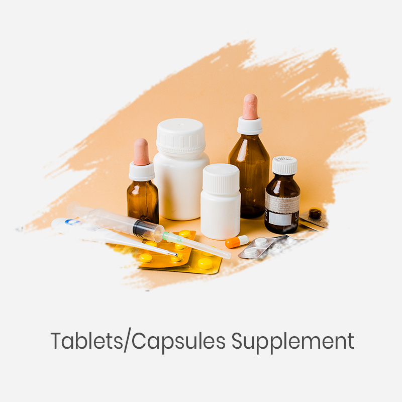 Tablet & Capsule Supplements
