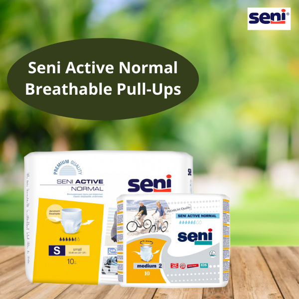 Seni Active Normal Breathable Pull-Ups | Beast Breathable Pull-Ups | Personal Care Products